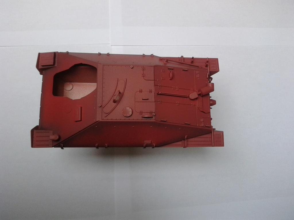 Jagdpanzer 38t Hetzer au 1/35 de Academy  Img_2212