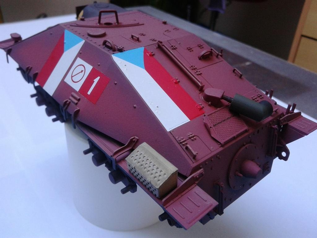 Jagdpanzer 38t Hetzer au 1/35 de Academy  Img_2214