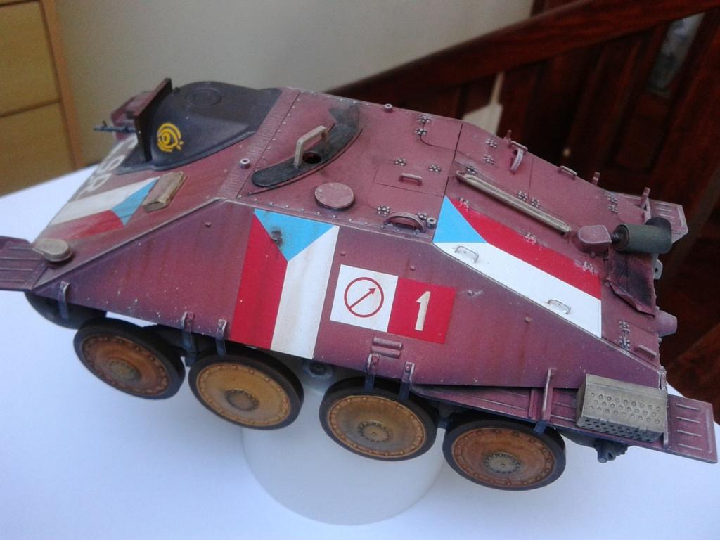 Jagdpanzer 38t Hetzer au 1/35 de Academy  Img_2225
