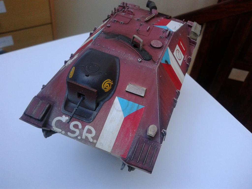 Jagdpanzer 38t Hetzer au 1/35 de Academy  Img_2226