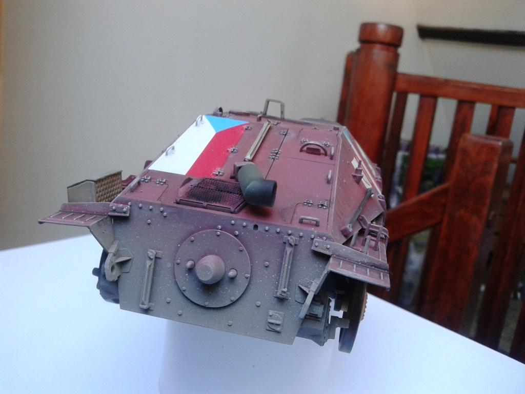 Jagdpanzer 38t Hetzer au 1/35 de Academy  Img_2229