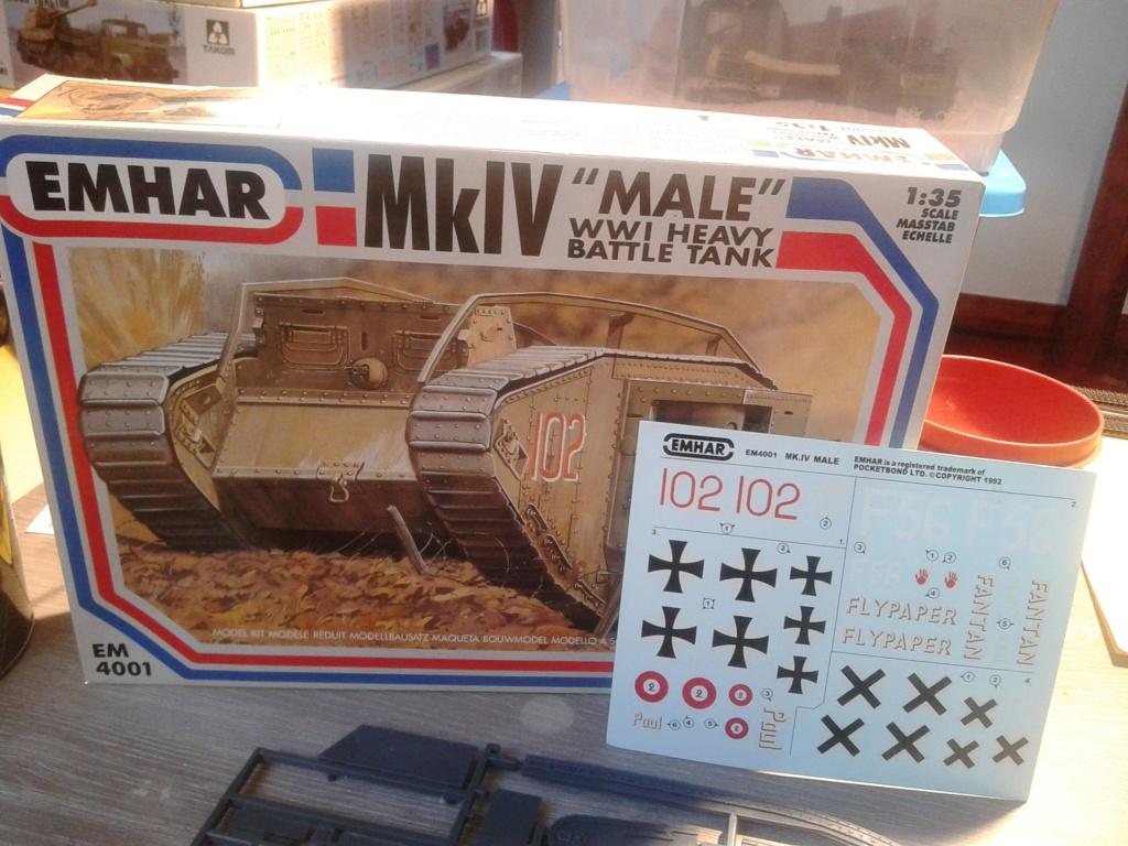 """Mark IV """"mâle"""" au 1/35 de EMHAR Img_2240"""