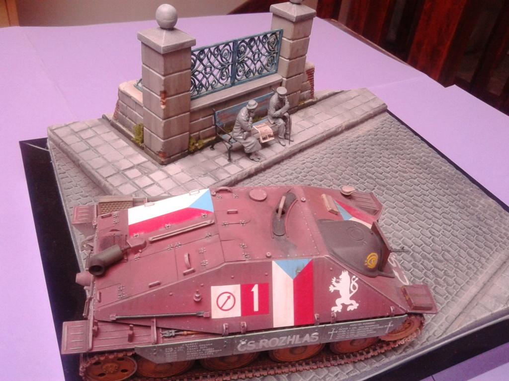 Jagdpanzer 38t Hetzer au 1/35 de Academy  - Page 4 Img_2445