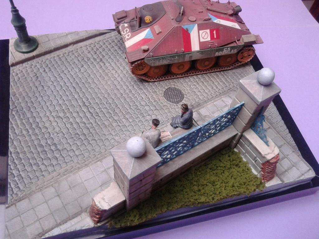 Jagdpanzer 38t Hetzer au 1/35 de Academy  - Page 4 Img_2459