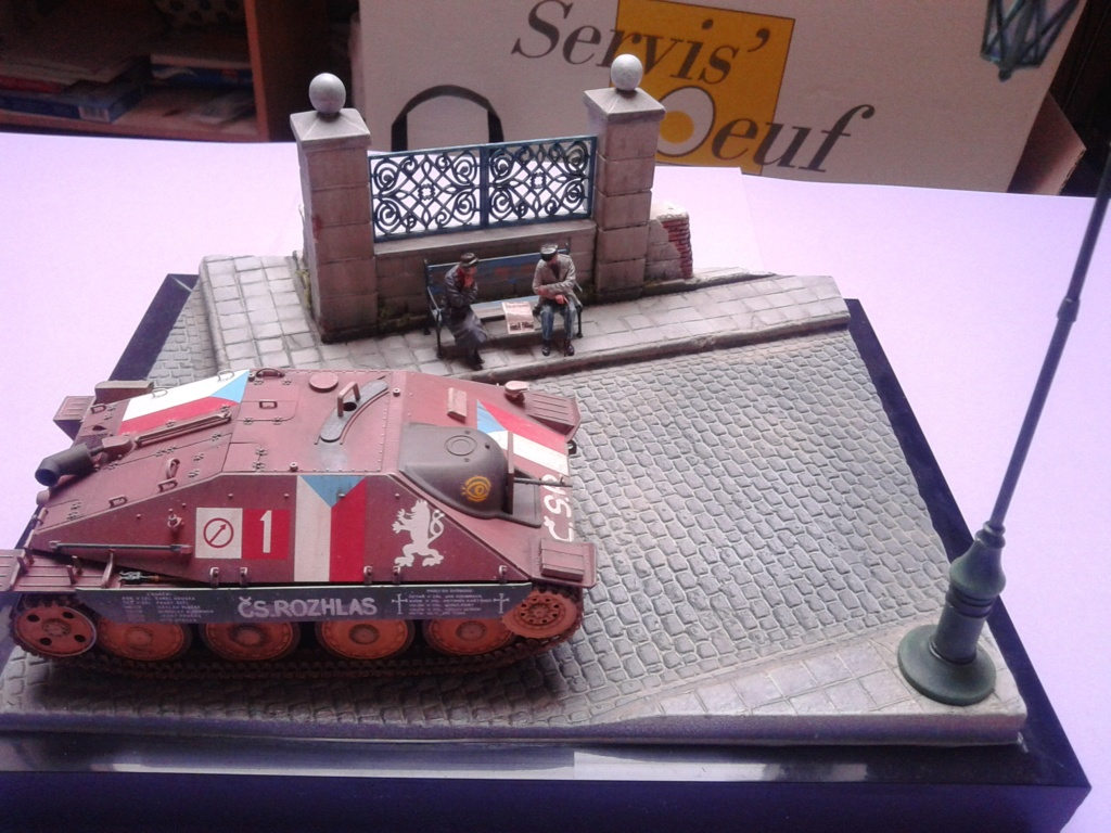Jagdpanzer 38t Hetzer au 1/35 de Academy  - Page 4 Img_2463
