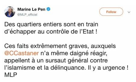 """Ils ont crié """"Allah Akbar"""" et """"****** de Français"""" (Article) Marine10"""