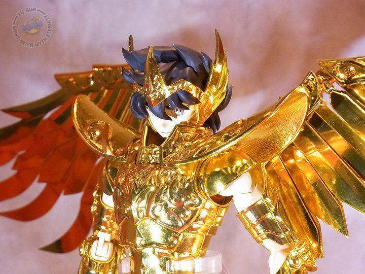 Sagittarius Seiya Gold Cloth 0810