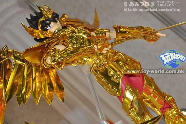 Sagittarius Seiya Gold Cloth 11051924