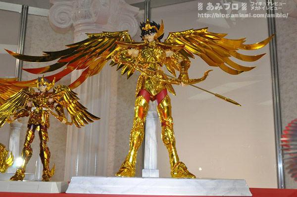 Sagittarius Seiya Gold Cloth 20110523