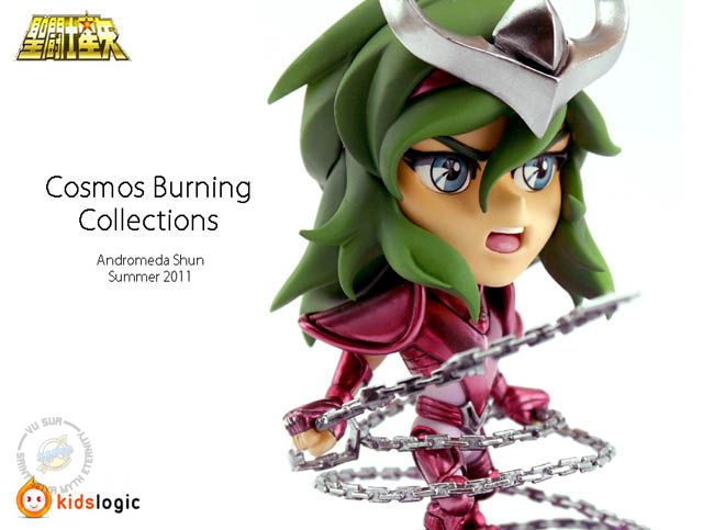 [Kid Logic] Cosmos Burning Collection 20110525