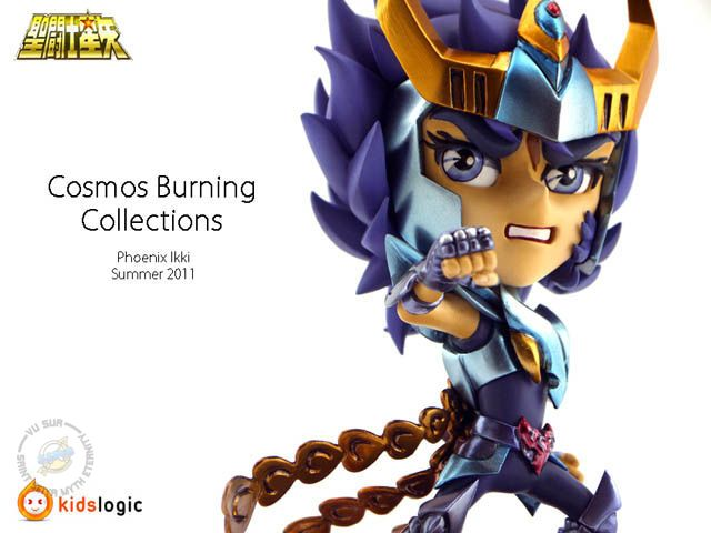 [Kid Logic] Cosmos Burning Collection 20110526