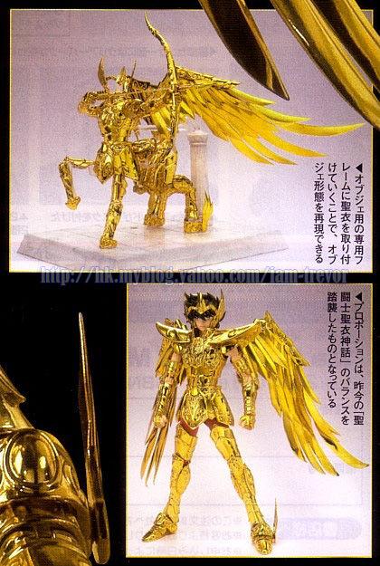 [Imagens] Saint Cloth Crown - Sagitário 20110533