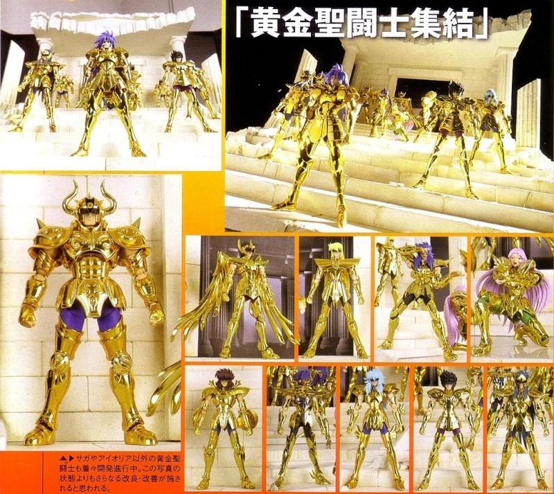 [Myth Cloth EX] Gold Cloth 20110643