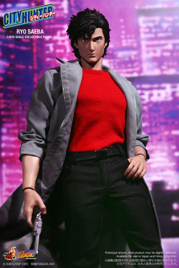 [Hot Toys] City Hunter Htch0710