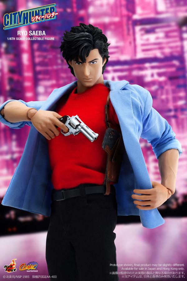 [Hot Toys] City Hunter Htch1310