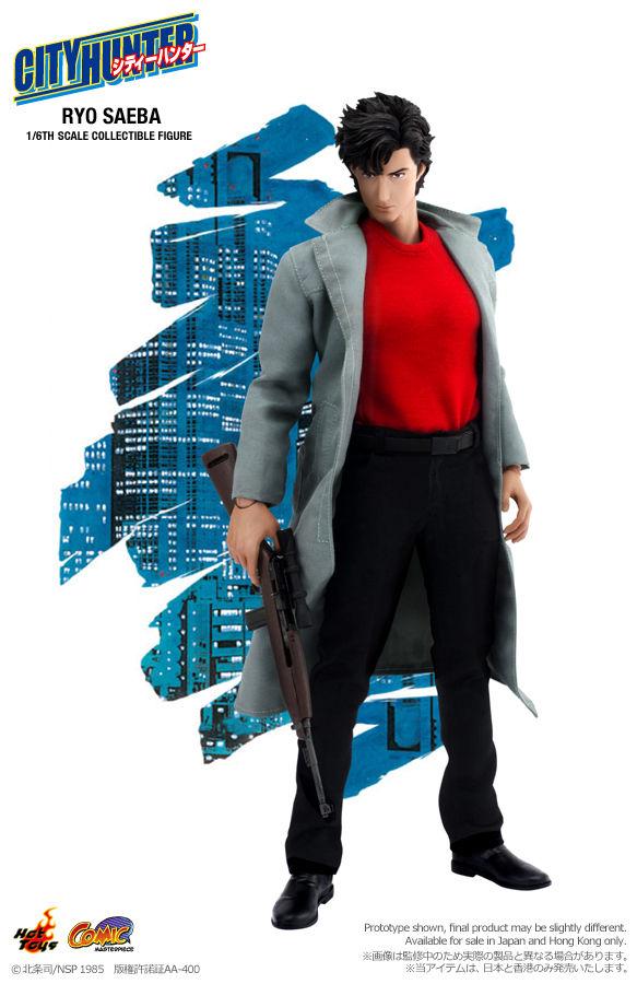 [Hot Toys] City Hunter Htch1510