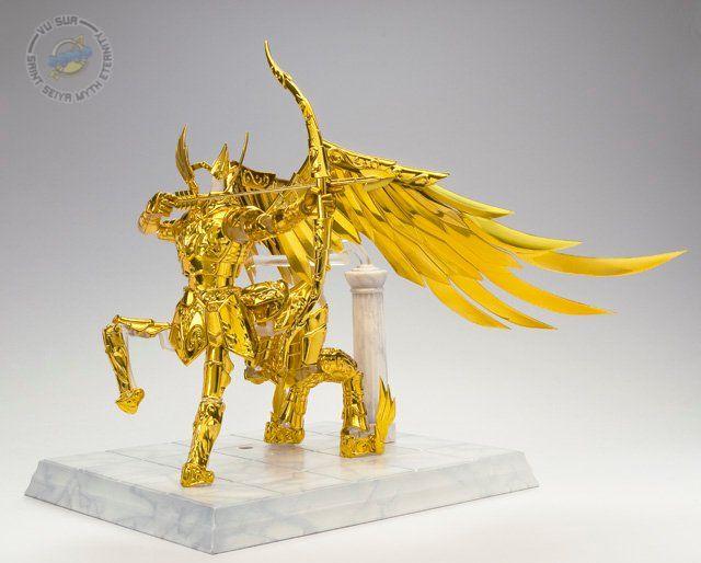 Sagittarius Seiya Gold Cloth Presse62