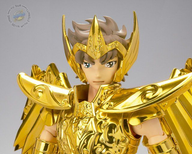 Sagittarius Seiya Gold Cloth Presse64