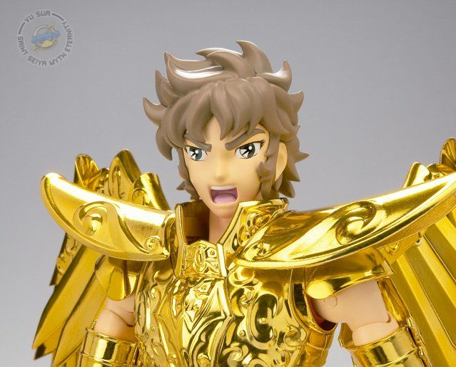 Sagittarius Seiya Gold Cloth Presse65