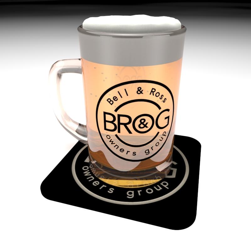 """Bell & Ross """"Café BROG"""" - tome I Chope10"""