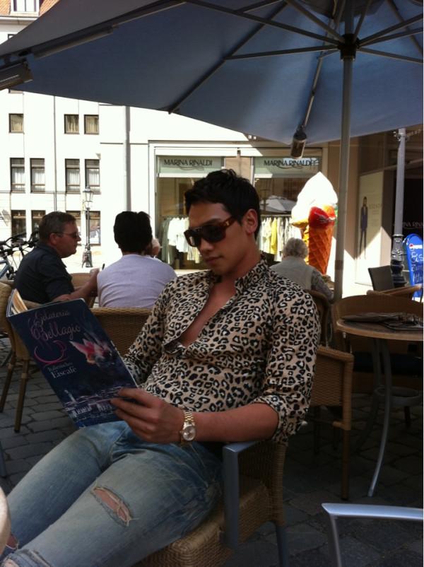 RAIN partage des photos de lui en allemagne sur son tweeter !!  30311110