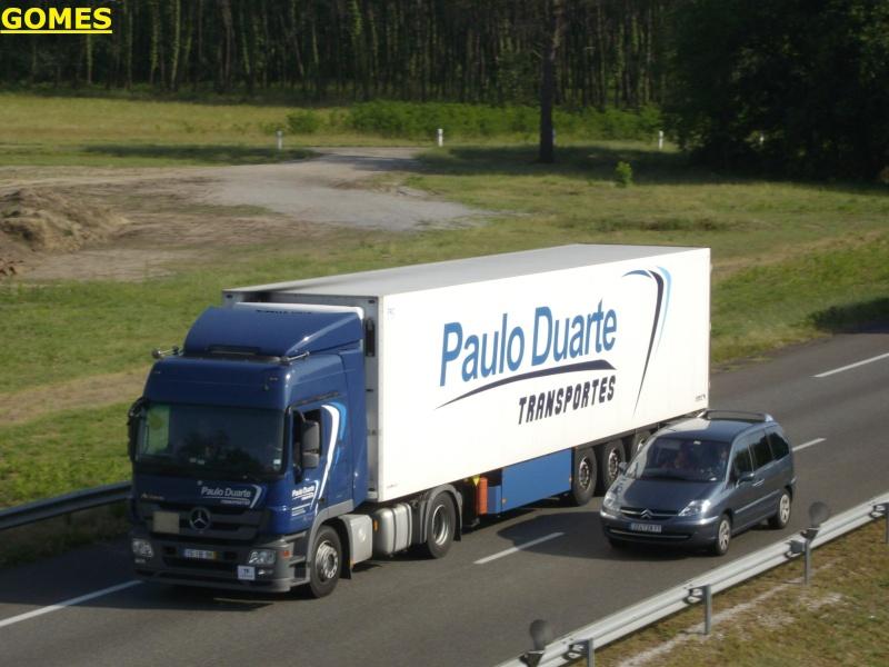 Transportes Paulo Duarte Lda -Torres Vedras Paulod10