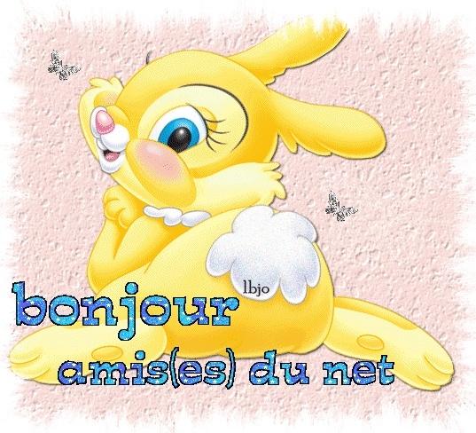 Bonne Mercredi _bonjo11