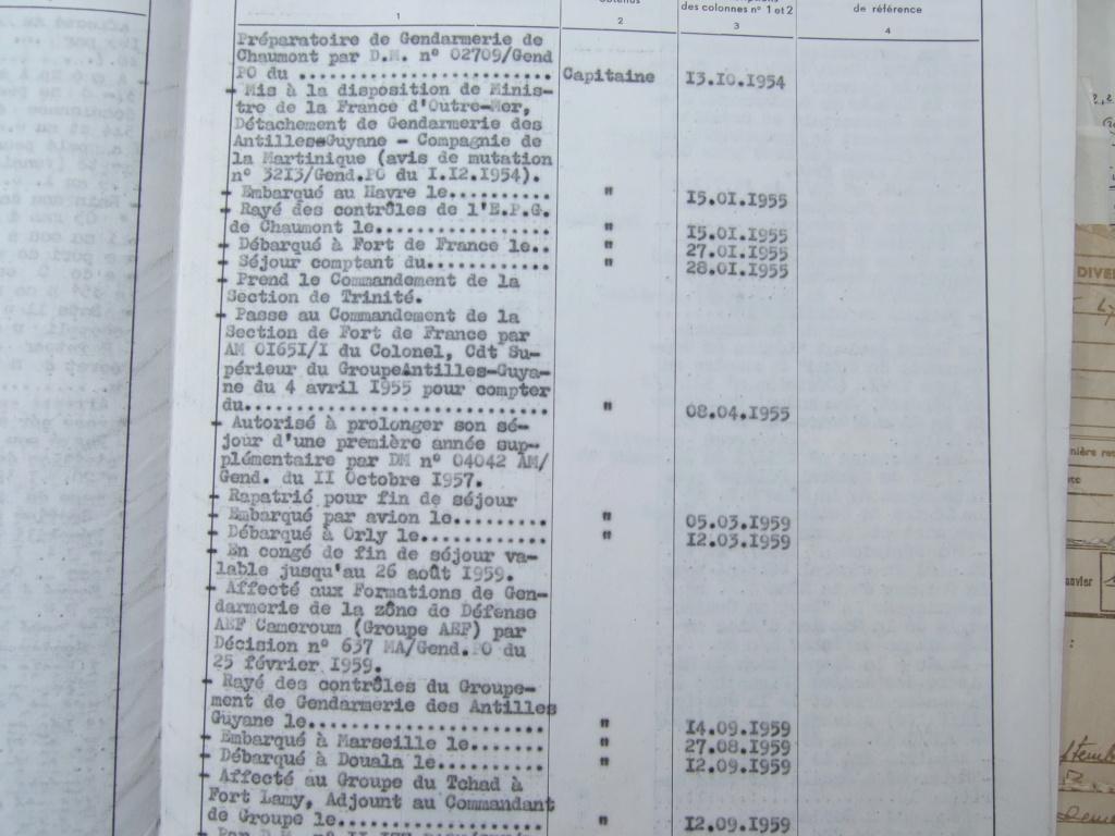 Tres beau lot papiers OFF Armee de l'air avant 40 et Gendarmerie 40 à 62 France,Afrique et autres -ALPINS-OCT1 ( Forte baisse ...) Dscf6073