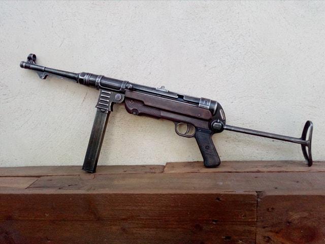 MP40 Denix avant et après 52755210