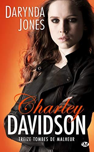 Charley Davidson - Tome 13 : Treize tombes de malheur de Darynda Jones Charle11