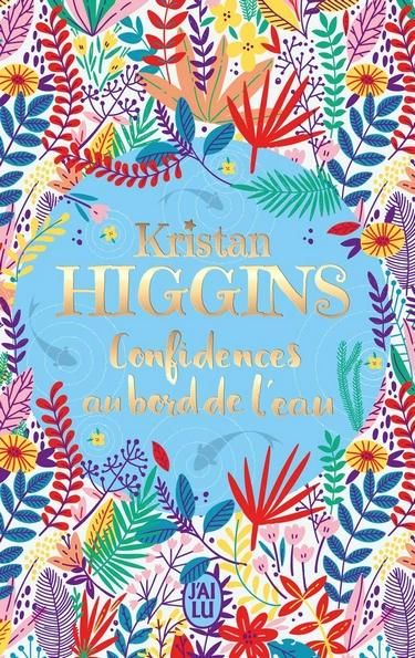 Gideon's Cove - Tome 3 : Confidences au bord de l'eau de Kristan Higgins Confid11