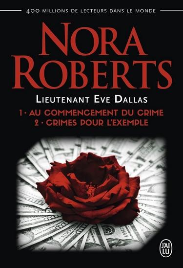 Lieutenant Eve Dallas  - Tome 1 : Au commencement du crime - Nora Roberts - Page 3 Lieut10