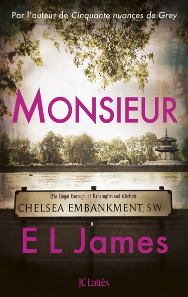 Monsieur de E.L James Monsie10