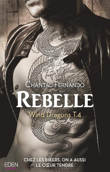 Wind Dragons - Tome 4 : Rebelle de Chantal Fernando  Rebell10