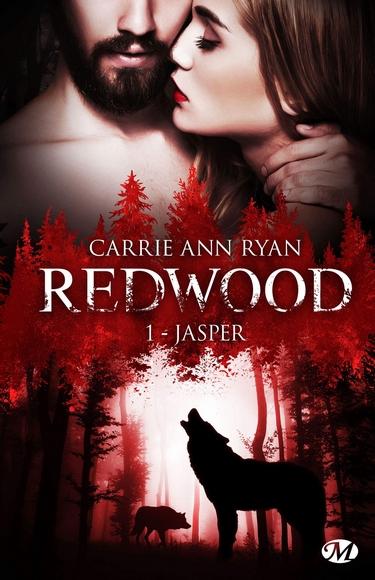 Redwood - Tome 1 : Jasper de Carrie Ann Ryan  Redwoo10