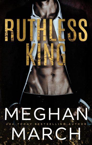 Mount Serie - Tome 1 : Le roi sans pitié de Meghan March Ruth10
