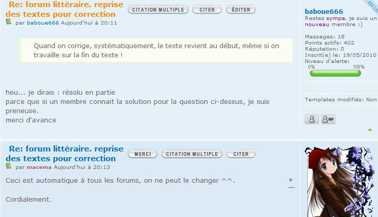 corrections Captur15