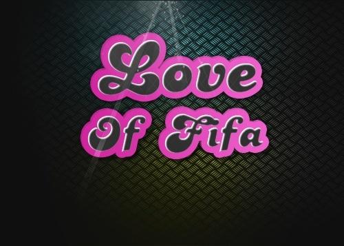 Logo FC LOVE OF FIFA / Signature victotti Lol10