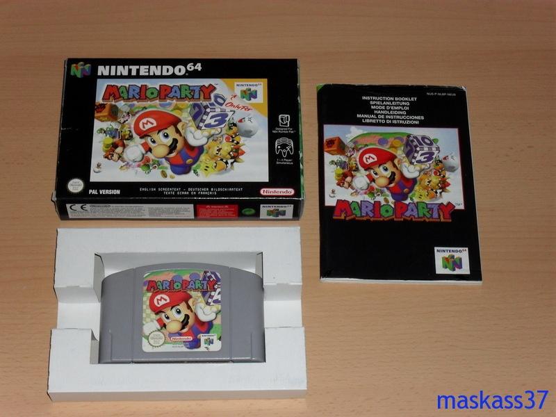 Ma collec 100% Nintendo : JAP, US, PAL... tout y passe^^ - Page 3 Mario_10
