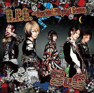 2010.09.01 - R.P.G. - Rockin' Playing Game [Single] Pcca-313
