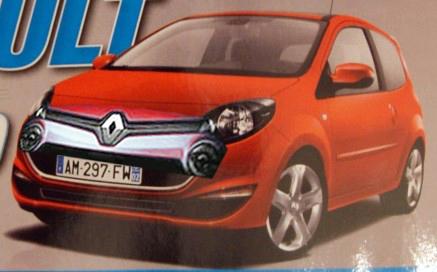 2011 - [Renault] Twingo Restylée - Page 8 Dsc01611