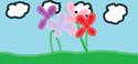 La foire aux dessins (Black-And-White) Fleurs11