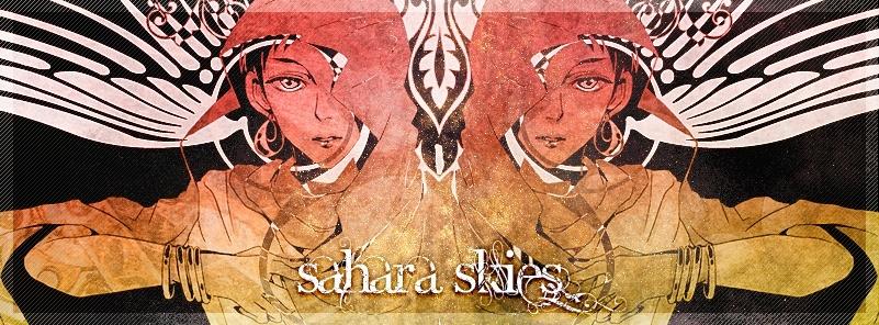 Sahara Skies