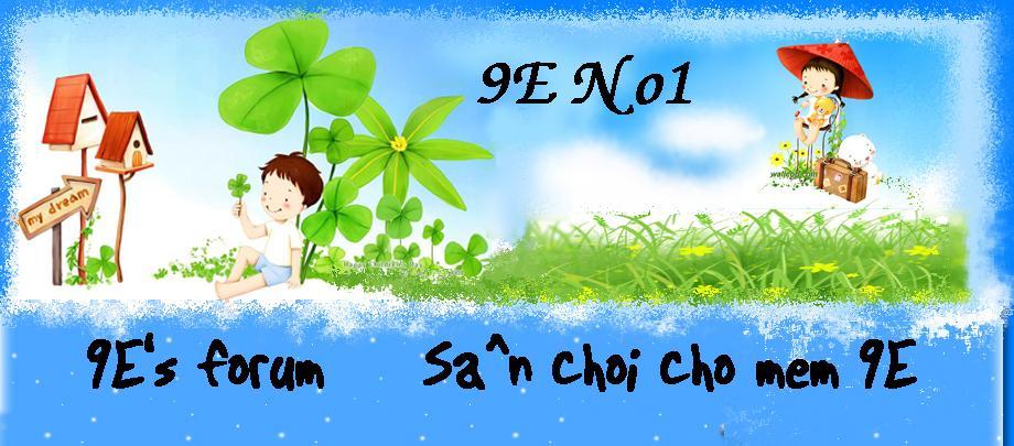 9E-THCS Phú Bài