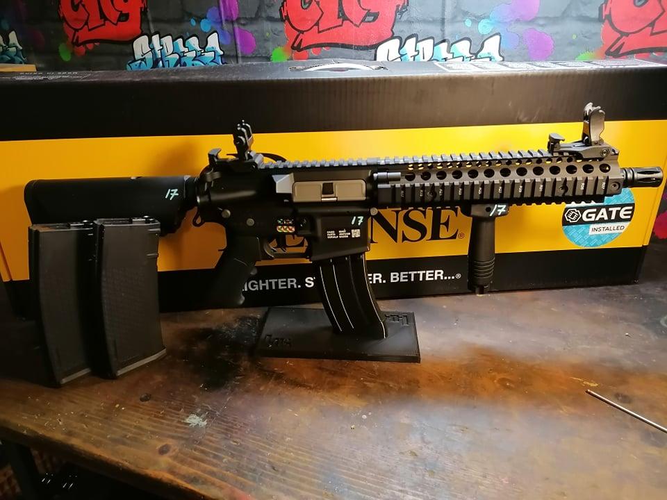 M4 MK18 daniel défence  specna arms 200€ envoi possible 24099813