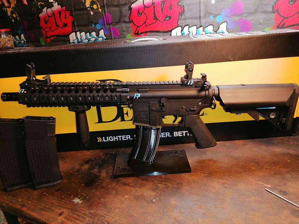 M4 MK18 daniel défence  specna arms 200€ envoi possible 24114213