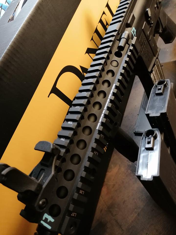 M4 MK18 daniel défence  specna arms 200€ envoi possible 24120013