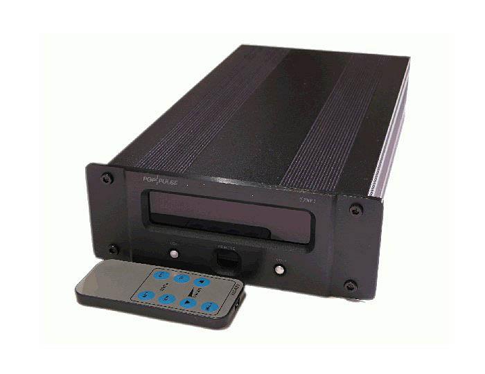 Amplificatore integrato in classe-T telecomandato T77_0410