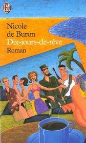 DIX JOURS DE REVE de Nicole De Buron Buron10