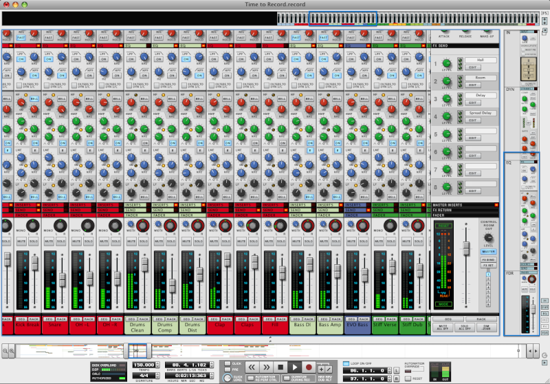 TUTORIEL RECORD 1.5 ET REASON 5 DE PROPELLERHEAD SPECIAL DEBUTANTS Partie 1 Record10